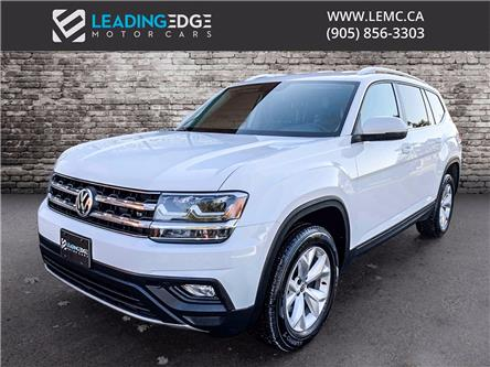 2019 Volkswagen Atlas 3.6 FSI Comfortline (Stk: 18580) in Woodbridge - Image 1 of 17