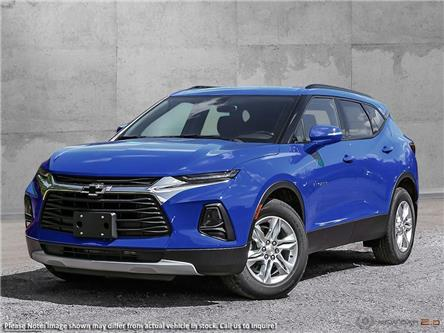 2020 Chevrolet Blazer LT (Stk: 20T162) in Williams Lake - Image 1 of 21