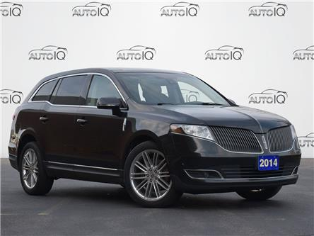 2014 Lincoln MKT EcoBoost (Stk: NC141A) in Waterloo - Image 1 of 14