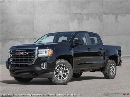 2021 GMC Canyon AT4 w/Cloth (Stk: 21T015) in Williams Lake - Image 1 of 23
