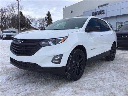 2020 Chevrolet Equinox LT (Stk: 220125) in Brooks - Image 1 of 16