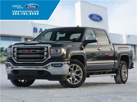 2017 GMC Sierra 1500 SLT (Stk: S202323A) in Dawson Creek - Image 1 of 15