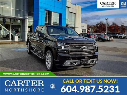 2021 Chevrolet Silverado 1500 High Country (Stk: 1L74270) in North Vancouver - Image 1 of 13