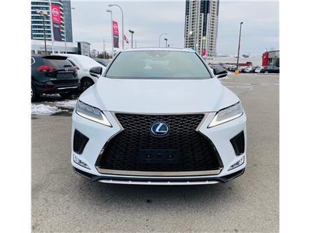 2020 Lexus RX 450h Base (Stk: ) in Thornhill - Image 1 of 23