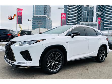 2020 Lexus RX 450h Base (Stk: H9460A) in Thornhill - Image 1 of 23