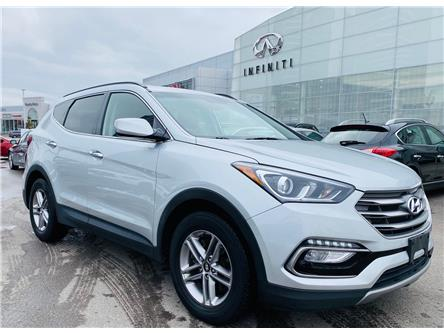 2018 Hyundai Santa Fe Sport 2.4 Base (Stk: H9145A) in Thornhill - Image 1 of 18
