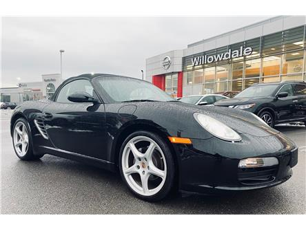 2005 Porsche Boxster Base (Stk: H9344B) in Thornhill - Image 1 of 19