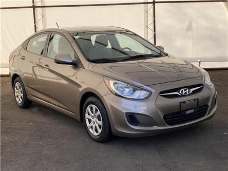 2013 Hyundai Accent GL (Stk: 17063AZ) in Thunder Bay - Image 1 of 16