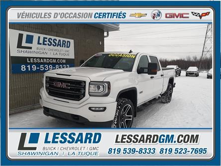 2017 GMC Sierra 1500 SLT (Stk: 21-063AS) in Shawinigan - Image 1 of 22