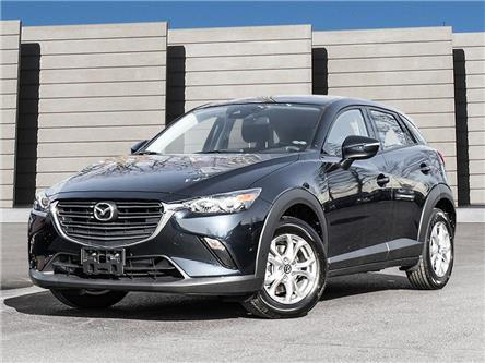2021 Mazda CX-3 GS (Stk: 21631) in Toronto - Image 1 of 23