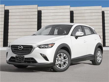2021 Mazda CX-3 GS (Stk: 21608) in Toronto - Image 1 of 23