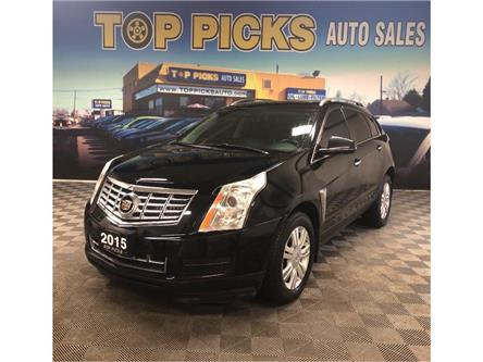 2015 Cadillac SRX Luxury (Stk: 582753) in NORTH BAY - Image 1 of 28