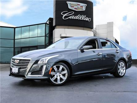 2015 Cadillac CTS 3.6L Performance (Stk: 219543A) in Burlington - Image 1 of 21