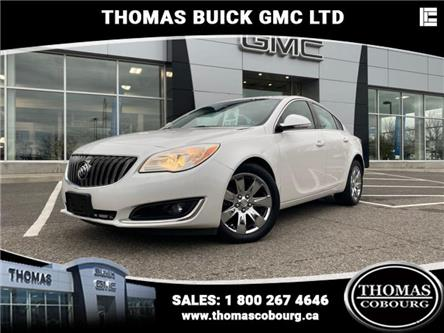 2017 Buick Regal Premium I (Stk: UC13255) in Cobourg - Image 1 of 19