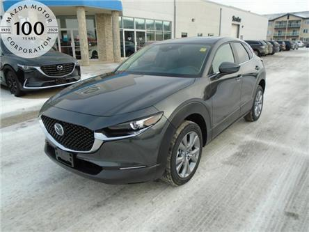 2021 Mazda CX-30 GS (Stk: M21051) in Steinbach - Image 1 of 34