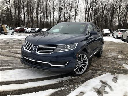 2017 Lincoln MKX Reserve (Stk: P9270) in Barrie - Image 1 of 18