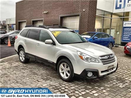 2014 Subaru Outback 3.6R (Stk: H6187A) in Toronto - Image 1 of 30