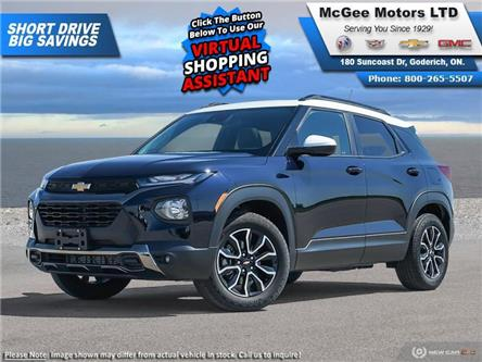 2021 Chevrolet TrailBlazer ACTIV (Stk: 066829) in Goderich - Image 1 of 23
