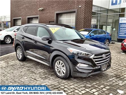 2017 Hyundai Tucson Luxury (Stk: H6218) in Toronto - Image 1 of 30