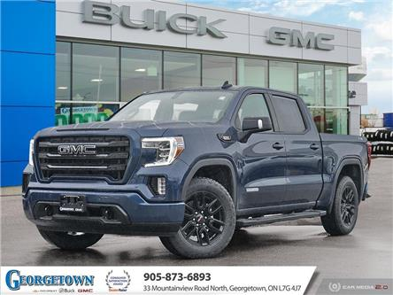 2021 GMC Sierra 1500 Elevation (Stk: 32610) in Georgetown - Image 1 of 27