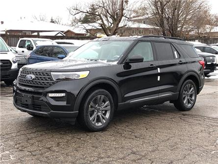 2021 Ford Explorer XLT (Stk: P10042) in Brampton - Image 1 of 15