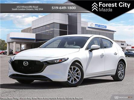 2021 Mazda Mazda3 Sport GS (Stk: 21M32833) in London - Image 1 of 23