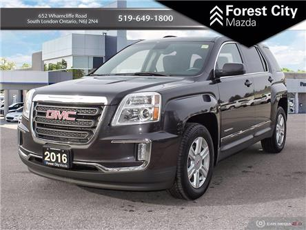 2016 GMC Terrain SLE-2 (Stk: 21C53418A) in London - Image 1 of 18