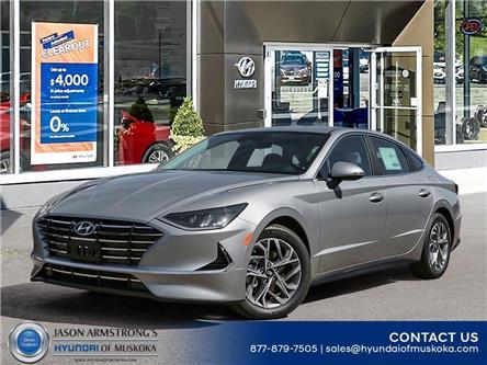 2021 Hyundai Sonata Preferred (Stk: 121-025) in Huntsville - Image 1 of 23