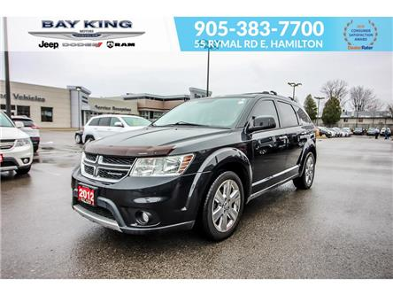 2012 Dodge Journey  (Stk: 217008A) in Hamilton - Image 1 of 25