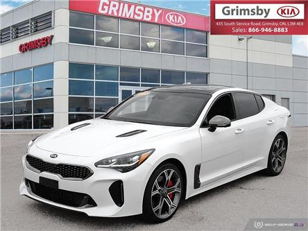 2020 Kia Stinger GT Limited w/Red Interior (Stk: N4122) in Grimsby - Image 1 of 25