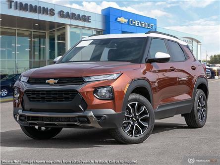 2021 Chevrolet TrailBlazer ACTIV (Stk: 21186) in Timmins - Image 1 of 20