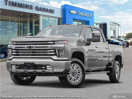 2021 Chevrolet Silverado 2500HD High Country (Stk: 21210) in Timmins - Image 1 of 23
