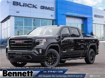 2021 GMC Sierra 1500 Elevation (Stk: 210225) in Cambridge - Image 1 of 23