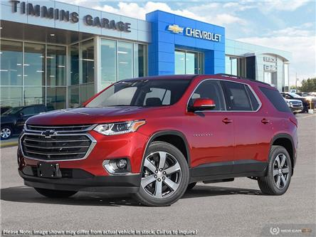 2021 Chevrolet Traverse LT True North (Stk: 21157) in Timmins - Image 1 of 23