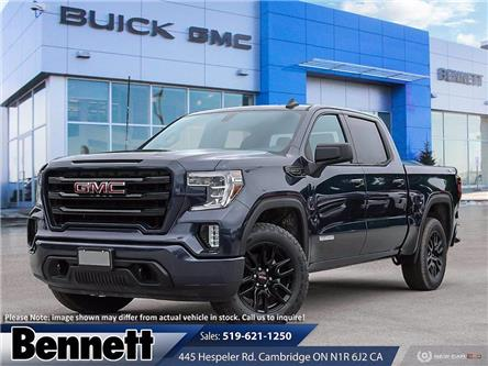 2021 GMC Sierra 1500 Elevation (Stk: 210224) in Cambridge - Image 1 of 23