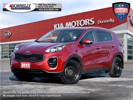 2017 Kia Sportage EX (Stk: KU2472) in Kanata - Image 1 of 29
