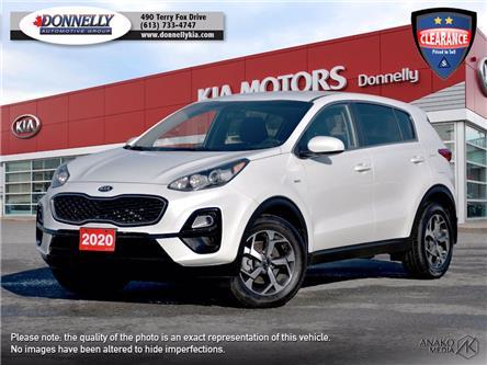 2020 Kia Sportage LX (Stk: KU2462) in Kanata - Image 1 of 27