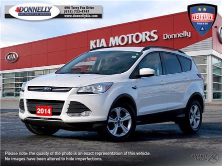 2014 Ford Escape SE (Stk: KV67A) in Kanata - Image 1 of 29