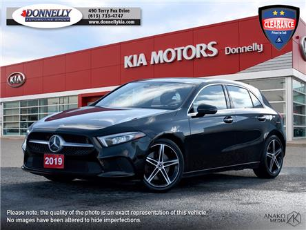 2019 Mercedes-Benz A-Class Base (Stk: KUR2478) in Kanata - Image 1 of 29