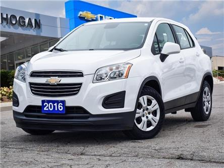 2016 Chevrolet Trax LS (Stk: WN243803) in Scarborough - Image 1 of 23