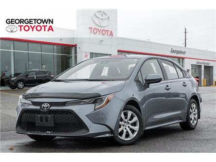 2020 Toyota Corolla LE (Stk: 20CR470) in Georgetown - Image 1 of 18