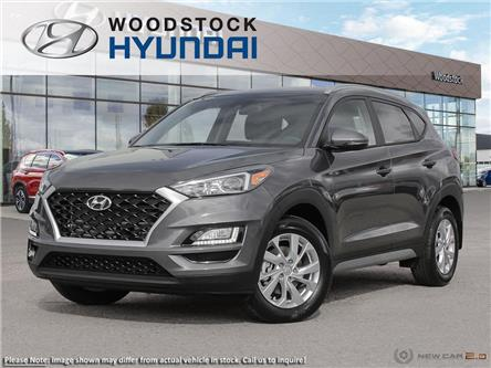 2021 Hyundai Tucson Preferred (Stk: TN21028) in Woodstock - Image 1 of 23
