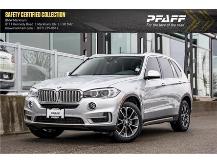 2018 BMW X5 xDrive35d (Stk: D13733) in Markham - Image 1 of 22