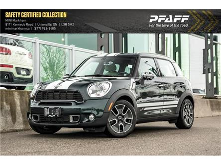 2011 MINI Cooper S Countryman Base (Stk: M5381A) in Markham - Image 1 of 22