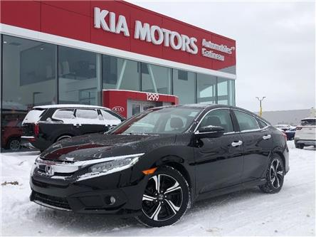 2018 Honda Civic Touring (Stk: P2405) in Gatineau - Image 1 of 20