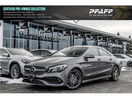 2018 Mercedes-Benz CLA 250 Base (Stk: K4172) in Kitchener - Image 1 of 20