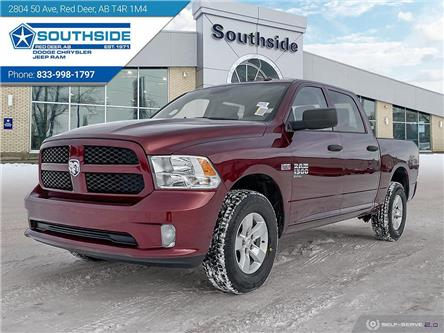 2020 RAM 1500 Classic ST (Stk: W20194) in Red Deer - Image 1 of 25