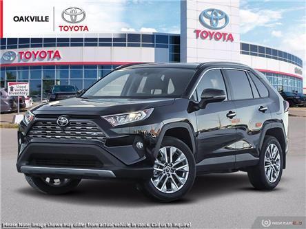 2021 Toyota RAV4 Limited (Stk: 21180) in Oakville - Image 1 of 23