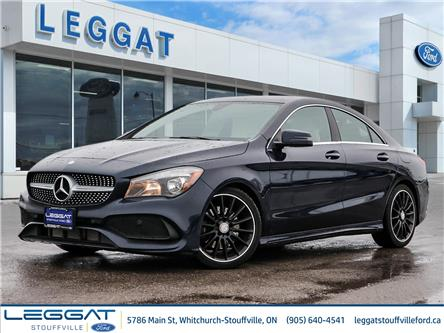2017 Mercedes-Benz CLA 250 Base (Stk: U5482) in Stouffville - Image 1 of 30