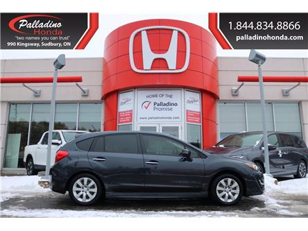 2015 Subaru Impreza 2.0i Limited Package (Stk: U9749A) in Greater Sudbury - Image 1 of 34